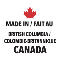 Made in BC Canada