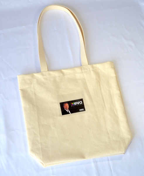 Cotton Canvas Convention Tote (Made in Canada)