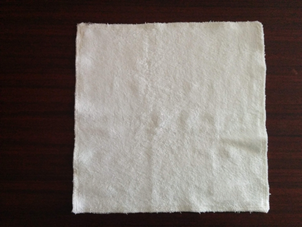 10x10 Organic Bamboo Cleaning Cloth / Face Cloth (Made in Canada)