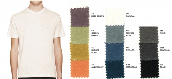 Hemp Organic Cotton Jersey T-shirt