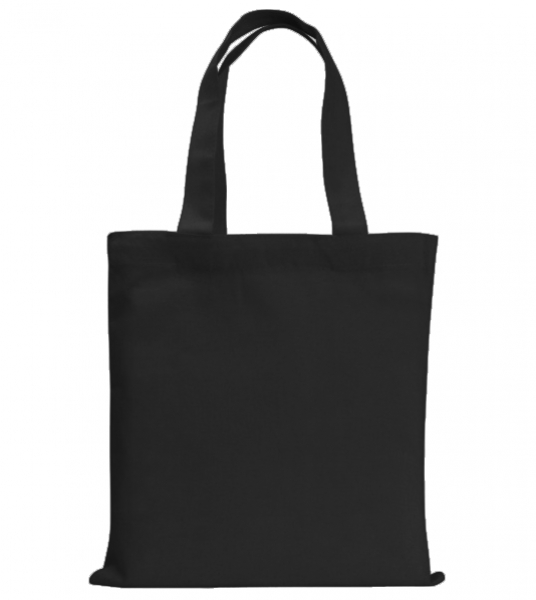 Cotton Canvas Mini Tote (Made in Canada)