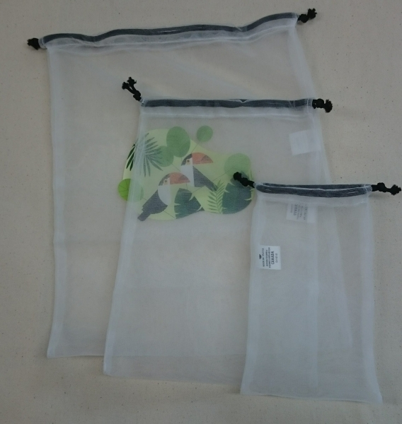 Extra Small Mesh produce bags