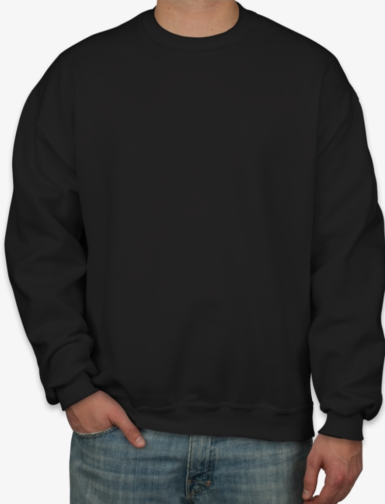 100% cotton Crewneck Sweatshirt