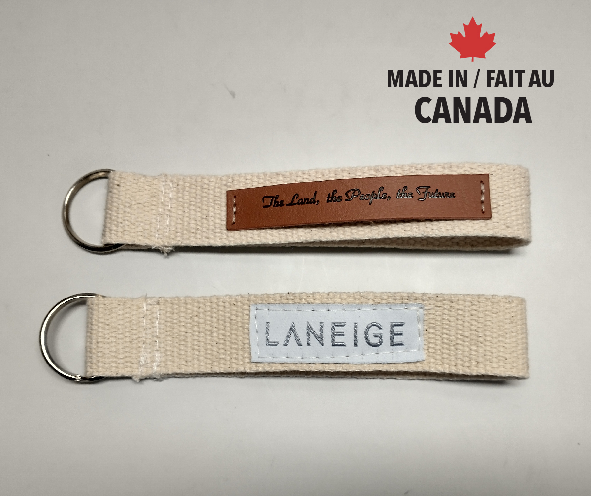 Cotton Key Strap